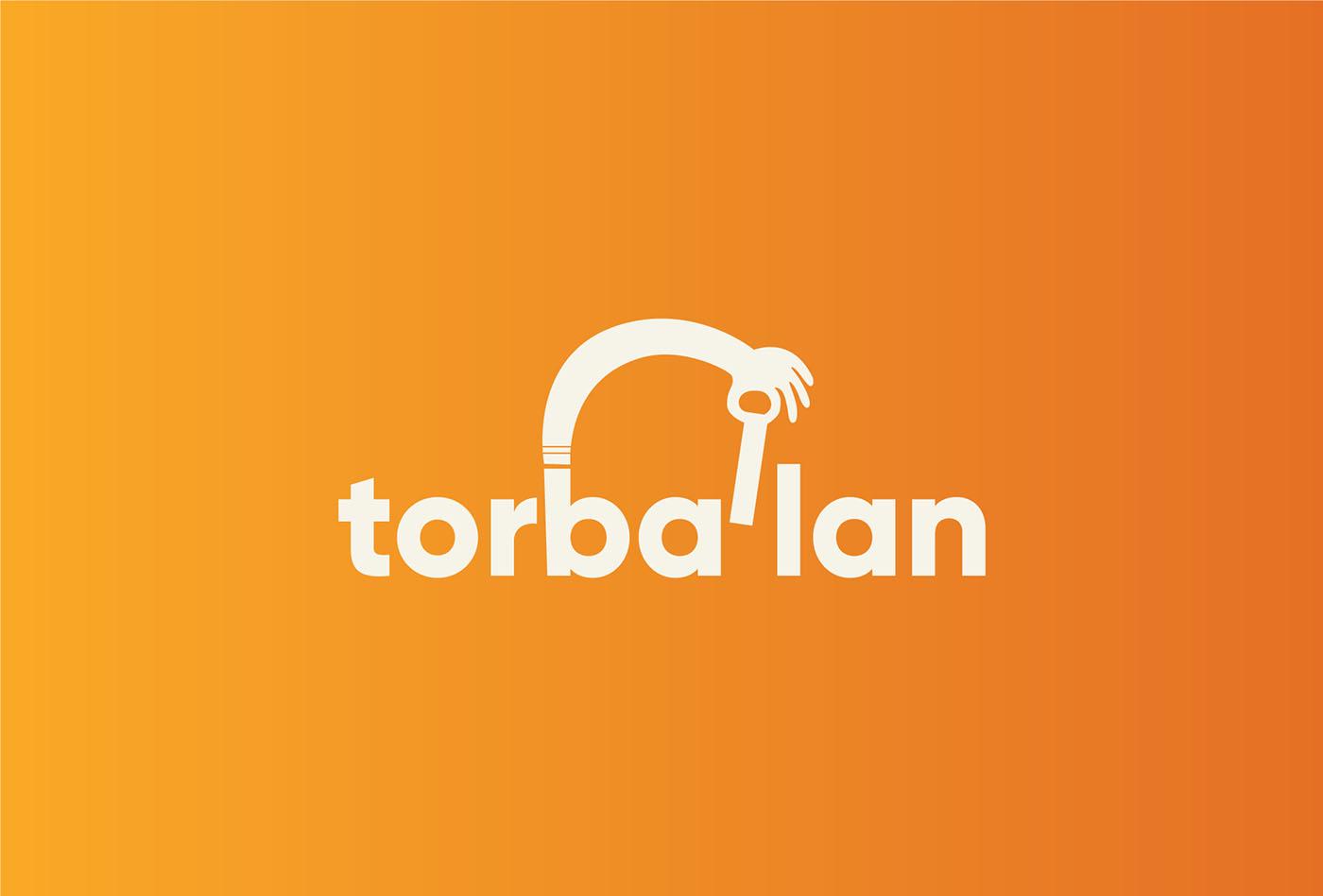 Brand Identity for Torballan online shop